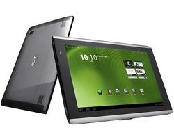 Acer Iconia Tab A500, или Блондинка и планшет