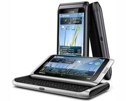 Nokia E7: тяжелый флагман финнов
