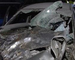 Авария в Юрюзани унесла жизни троих человек
