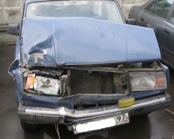 Бесправник на «копейке» убил пешехода