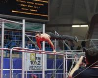 Студент ЮУрГУ победил в соревнованиях по уличной гимнастике