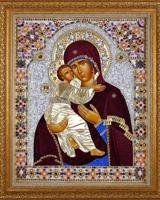 В ЧЮК привезут икону Богородицы Владимирской