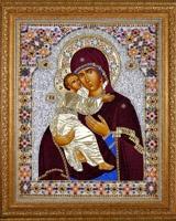 В Челябинск прибыла икона Владимирской Пресвятой Богородицы