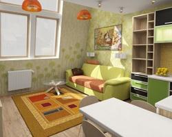 Квартира-студия, или Open space по-челябински