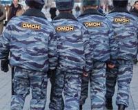 Бойцы челябинского ОМОНа командированы в Москву на выборы
