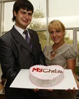 Герои «Свадьбы года» приобщили к празднику MyChel