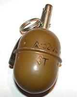 В туалет ГИБДД Магнитогорска подкинули боевую гранату