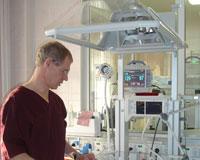 Завотделением детской областной больницы претендует на звание «Врач года»