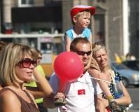 День молодежи в Челябинске отметили с группой «Премьер-министр»