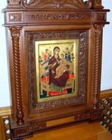 В челябинский храм привезли икону с Афона