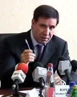 Юревич доложит в Волгограде о проблемах строительной отрасли