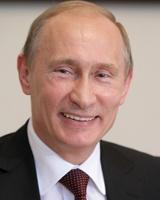 Владимир Путин запустил машину непрерывного литья заготовки на ЧМК