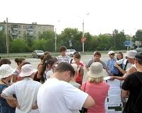 Участники пикета в защиту озера Тургояк написали губернатору