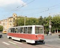 Ленинский район на две недели потеряет трамвайное сообщение с городом