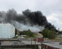 У пожарных давно были претензии к складам, горевшим сегодня в Челябинске