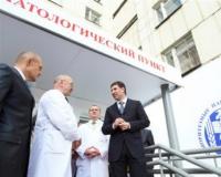 Новый травмпункт на северо-западе Челябинска откроет двери 1 октября