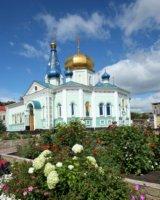 В главный храм Челябинской епархии привезли новые иконы от столичной артели