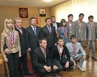 Глава Челябинска поздравил каратистов с победой в Японии