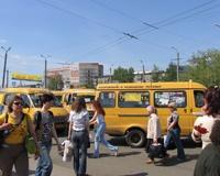В Челябинске пассажир ВАЗ-2110 открыл стрельбу по водителю маршрутки