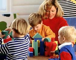 Юревич: за два года проблема с местами в детских садах будет решена