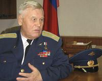 Герой России и прототип персонажа фильма «Кандагар» побывал в ЧВВАУШ