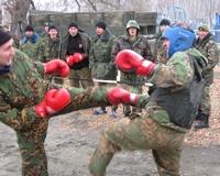 Челябинский спецназ сдал экзамены на «Боевую единицу»