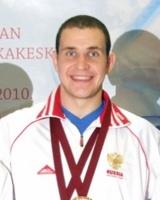 Челябинский гиревик Иван Денисов стал семикратным чемпионом мира