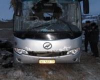 В результате крушения автобуса в Челябинской области пострадали 12 человек