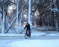 В новогодние праздники в Челябинской области будет морозно