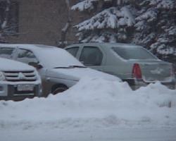 В Челябинской области из-за снегопада прогнозируется ЧС