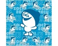 Снежик попал в число претендентов на талисман Олимпиады-2014