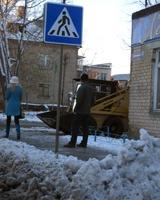 За три дня с челябинских улиц вывезено 6235 тонн снега