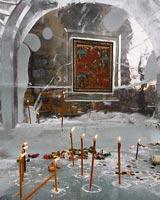 Жители Челябинской области отмечают Рождество Христово