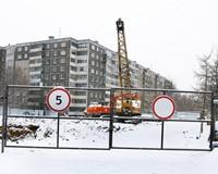 Прокуратура: стройка на Чайковского – это самовольный захват земли