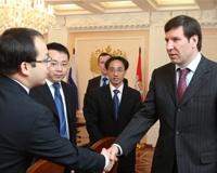 Делегация компании КНР: Челябинская область для нас – регион номер один