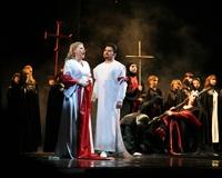 Челябинский «Лоэнгрин» открыл фестиваль «Золотая маска» в Москве
