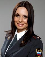 Стражи порядка выбрали «Мисс милиция»