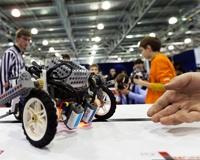Южноуральская сборная победила на Всероссийском фестивале робототехники