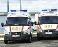 Автопарк челябинской службы спасения пополнился двумя спецмашинами