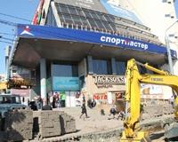 «Дорожная революция» наткнулась на препятствие у Алого Поля