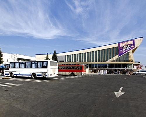 Междугородные автобусы в субботу вечером от ДС «Юность» ходить не будут