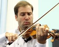 «Дни высокой музыки» в Челябинске начались со скрипки Гварнери