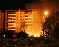 Пожар лишил крова десять челябинцев: погорельцы говорят о поджоге