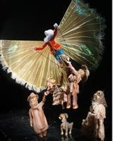 Челябинский театр кукол отправился на культурную Олимпиаду в Сочи