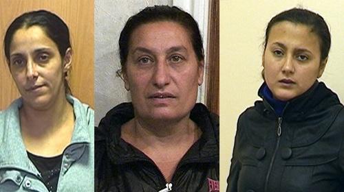 За обман пожилых южноуральцев и свердловчан задержаны три цыганки