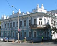 Дому купца Архипова в центре Челябинска исполняется 100 лет