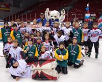 «Золотая шайба» стала второй на Всероссийском турнире по хоккею