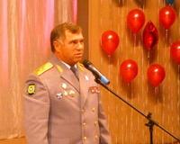 Челябинских полицейских поздравил с праздником Виктор Лесняк