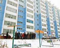 Дом для военных в Челябинске отказались регистрировать и «заморозили»