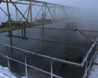 В Челябинске модернизируют очистные, источающие неприятный запах